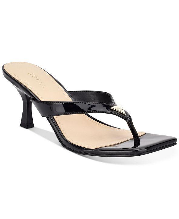 GUESS Women's Amzie Dress Sandals