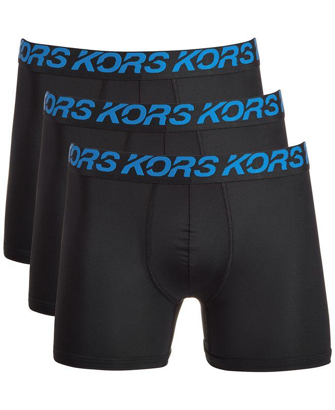 Michael Kors Men's 3-Pk. Sports Briefs