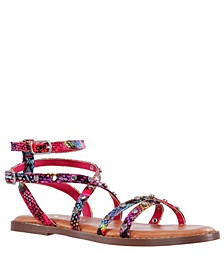 Taegan Big Girls Sandal
