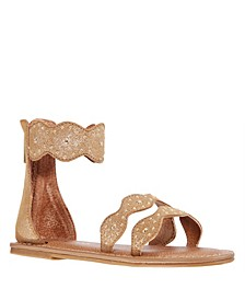 Willette Little Girls Sandal
