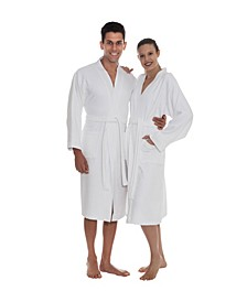 Luciana Unisex Turkish Cotton Bath Robe