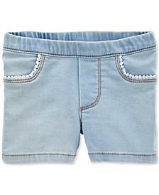 Toddler Girls Denim Shorts