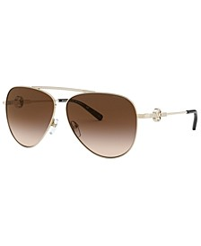 Women's Salina Sunglasses, MK1066B