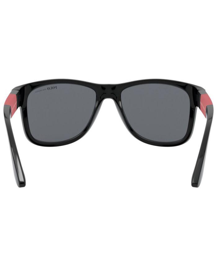Polo Ralph Lauren Polarized Sunglasses, PH4162 54 & Reviews - Sunglasses by Sunglass Hut - Men - Macy's
