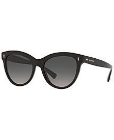 Polarized Sunglasses, VA4013 54