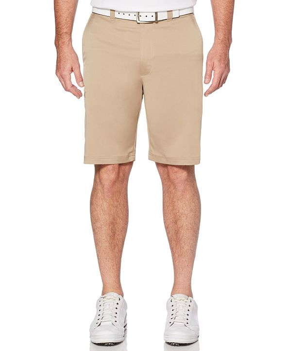 PGA TOUR Men's Moisture-Wicking Stretch Cargo Golf Shorts