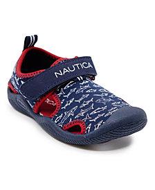 Nautica Toddler Boys Stay Put Strap Sandal