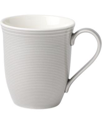 Color Loop Stone Grey Mug