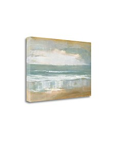 Shoreline by Caroline Gold Fine Art Giclee Print on Gallery Wrap Canvas