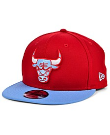 Chicago Bulls Custom City 9FIFTY Snapback Cap