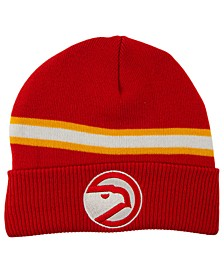 Atlanta Hawks HWC Retro Stripe Knit Hat