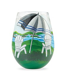 LOLITA Adirondack Stemless Wine Glass
