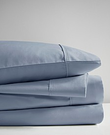 525 Thread Count 4 Piece Queen Cotton Rich Sheet Set