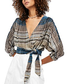 Maldives Wrap Top