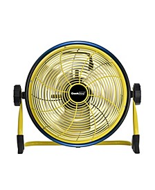 CF1 12-In. Rechargeable Outdoor High Velocity Fan