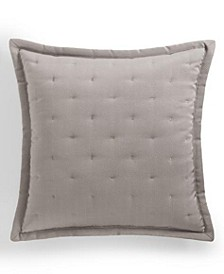 CLOSEOUT! Honeycomb Trellis Quilted European Sham, Created for Macy's