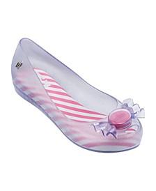 Mini Little Girls Ultragirl Trick or Treat Flat Shoe