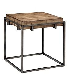 Dillinger End Table