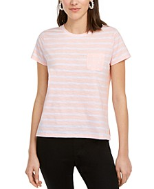 Striped T-Shirt, Created For Macy's