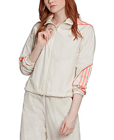 adidas Originals Women's 3-Stripe Track Jacket