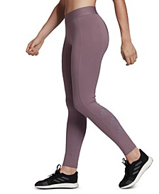 Women's Stacked-Logo Leggings