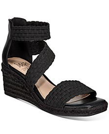 Nieve Wedge Sandals