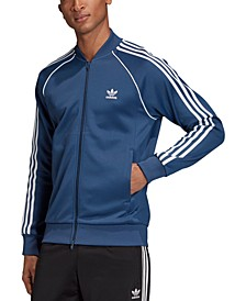 Men's Originals Superstar 3-Stripe Track Jacket