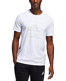 Men's Metallic-Logo T-Shirt
