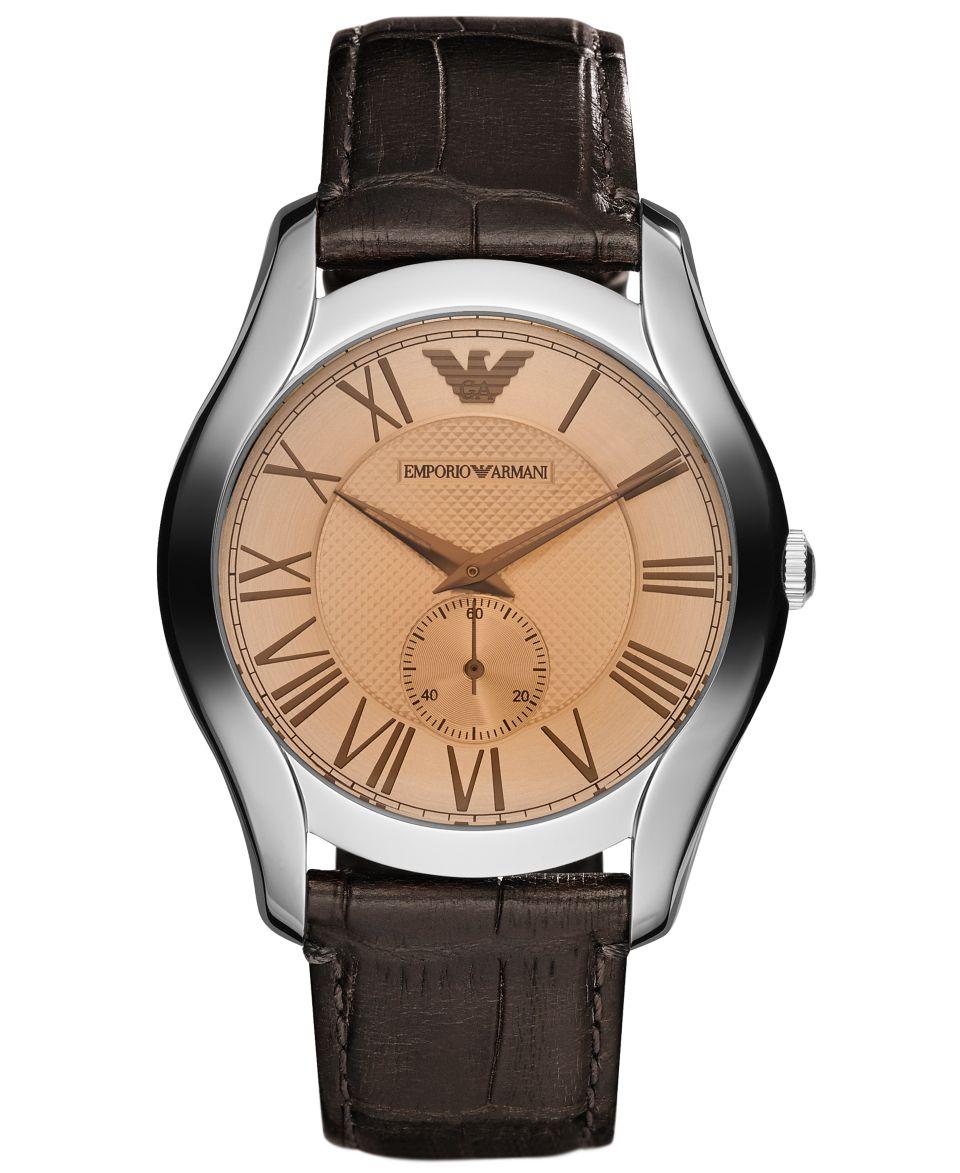 emporio armani classic часы всего пользоваться парфюмом
