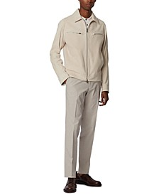 BOSS Men's Wylson Light Beige Pants