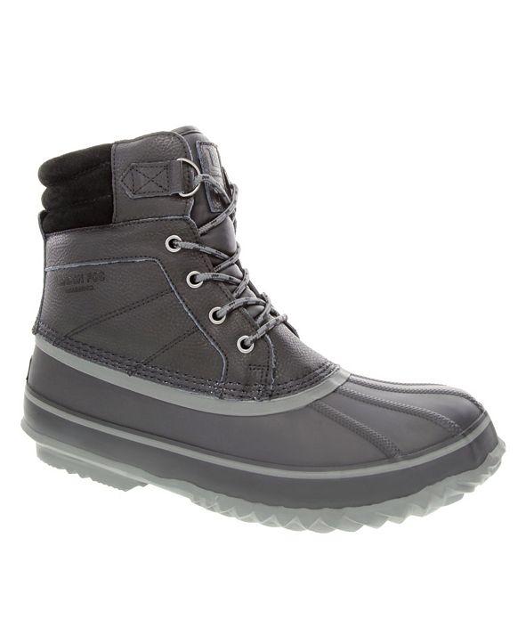 London Fog Men's Ashford 3 Duck Boot