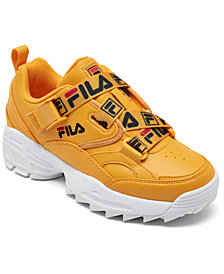 Fila Big Girls Fast Charge Casual Sneakers from Finish Line
