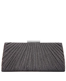 Gatlin Pleated Frame Clutch