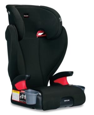 Britax Skyline 2-stage Belt-positioning Booster Car Seat In Black