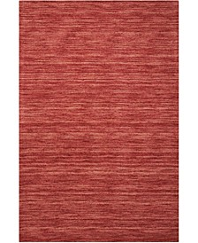 """Rooftop ROO01 Cranberry 5' x 7'6"""" Area Rug"""