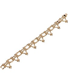 18k Gold Plated Fall Bracelet