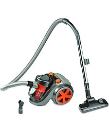 Centauri Corded Canister Vacuum Cleaner