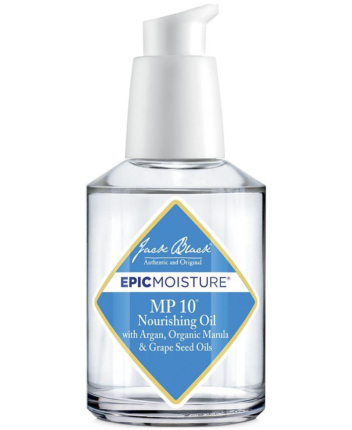Jack Black - Epic Moisture MP10 Oil for Face, Body & Hair, 2 oz