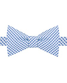 Men's Rockaway Gingham Bow Tie