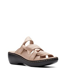 Collection Women's Delana Jazz Flat Sandals