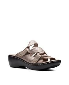 Collection Women's Delana Jazz Flat Sandals