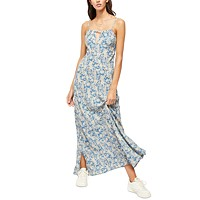 Deals on Free People Bon Voyage Maxi Dress