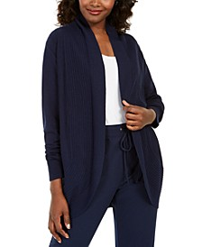 Cocoon Open-Front Cardigan, Created for Macy's