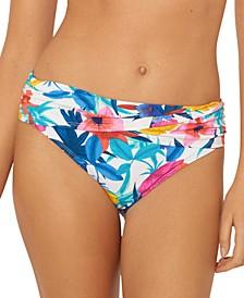 Foldover Bikini Bottoms