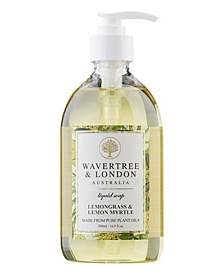 Lemongrass and Lemon Myrtle Liquid Soap, 16.9 fl.oz