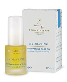 Hydrating Revitalizing Face Oil, 15ml