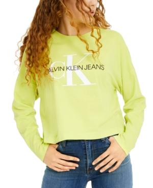 Calvin Klein Jeans Est.1978 COTTON LOGO T-SHIRT