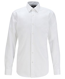 BOSS Men's White Isko Shirt
