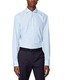 BOSS Men's Jemerson Pastel Blue Shirt