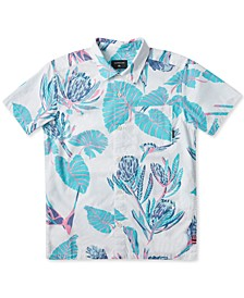 Big Boys Hawaii Short-Sleeve Shirt